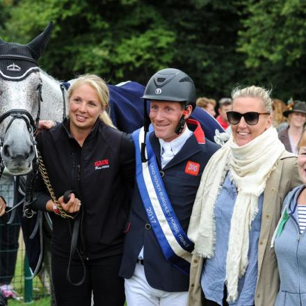 Oliver Townend owners