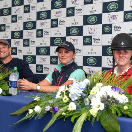 Top 3 Burghley