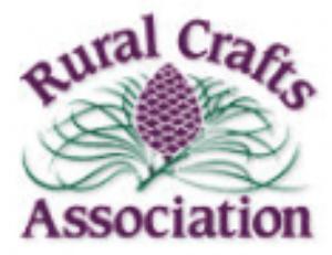 Rural Crafts Association logo 77f9e1db8a4260d39e841793c3bf128c
