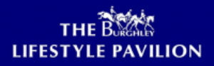 The Burghley Life Style Pavilion logo 4277c748dbe9ddc3660072f78d7fe0fb