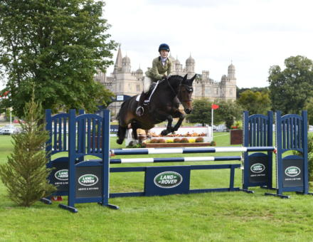 SSG Pony Club Team Jumping Competition LRBHT TM19 108942
