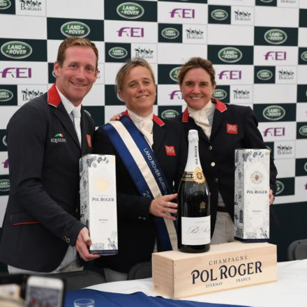 Pol Roger Champagne LRBHT TM19 131639