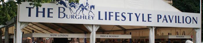 Burghley Lifestyle Pavilion2015