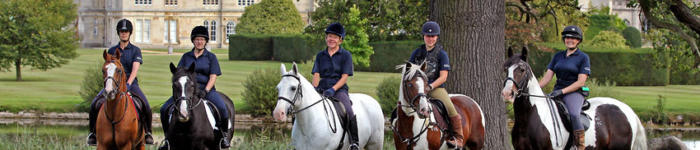 Burghley Sponsored Ride