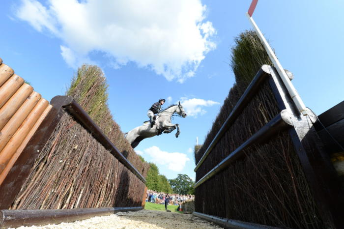 Oliver Townend Burghley PN17 89645 Ballaghmor Class