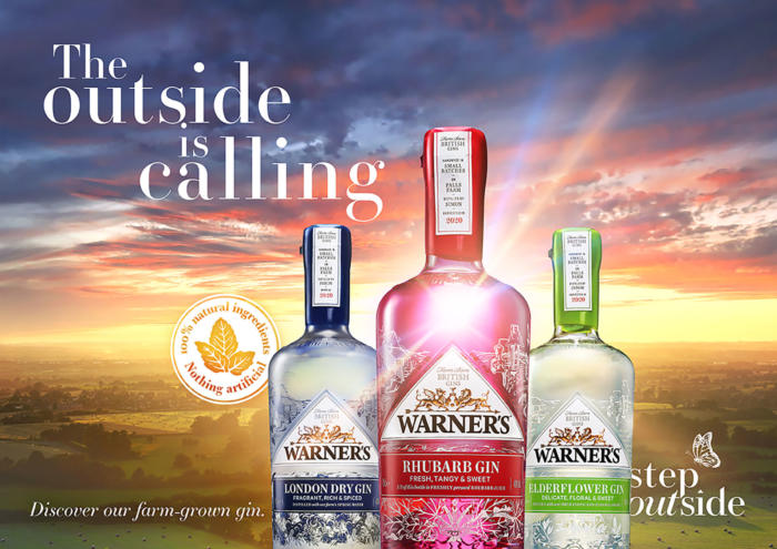 Warners Gin
