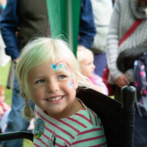 Facepainting Burghley2019 S Brooks 039